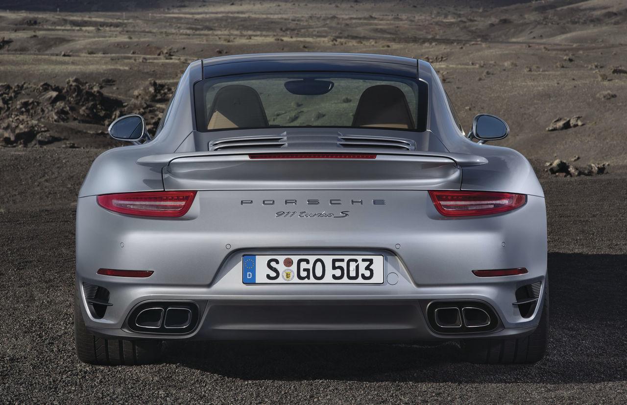 Foto de Porsche 911 Turbo y Turbo S 2013 (8/12)