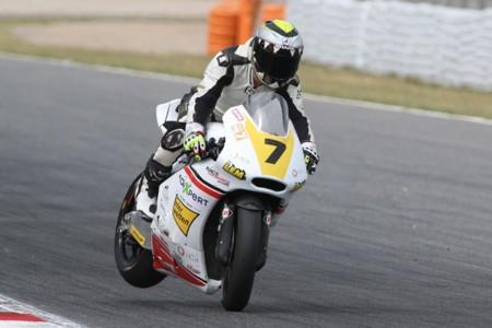 Iker Lecuona Team Race Experience Fim Cev Moto2 European
