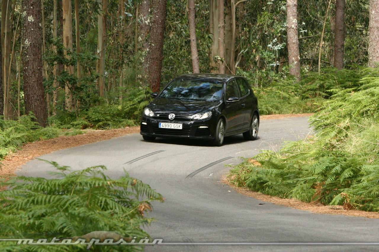 Foto de Volkswagen Golf R (prueba) (22/25)