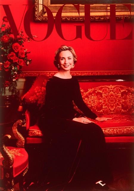 Hillary Vogue