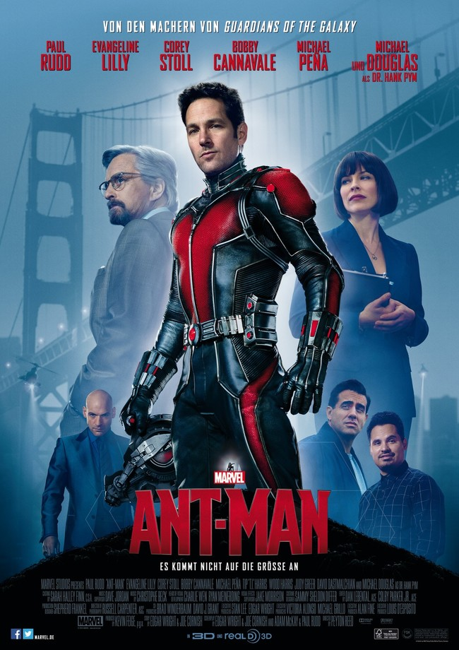 Ant Man Oficial