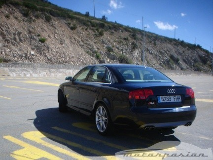 Prueba: Audi S4 (parte 4)