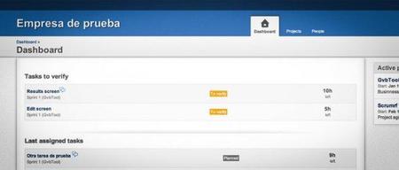 Scrumrf, herramienta online para la gestión ágil de proyectos