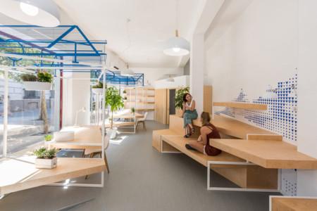 Alcazar San Juan Tourist Office Pkmn Architectures 2