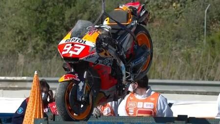 Marquez Jerez Motogp 2021