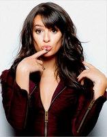 """Lea Michele: """"¡Cómo mola mi primer embarazo falso!"""""""