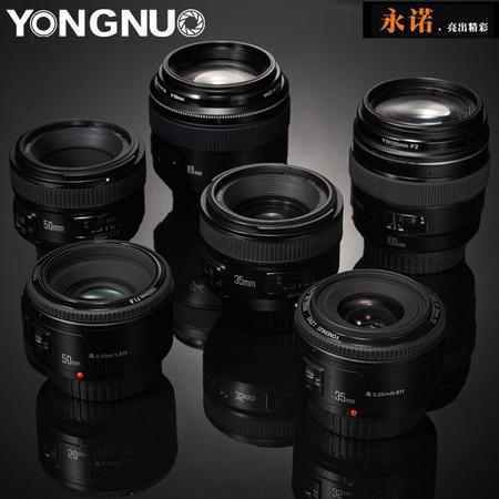 Mejores Objetivos Yongnuo 02