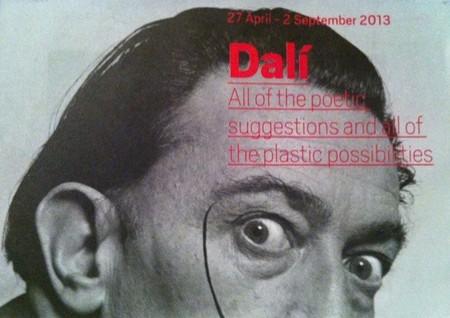 La exposición de Dalí en el Museo Reina Sofía es la más visitada de la historia en Madrid