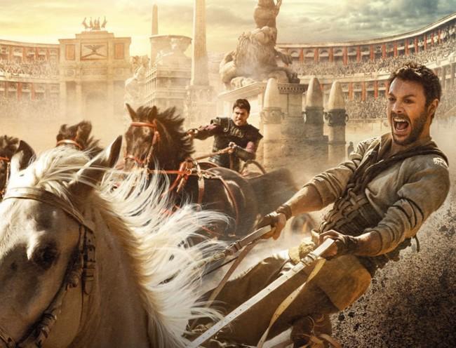 Imagen promocional de Ben-Hur