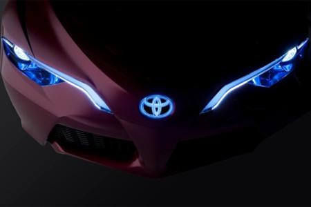 Toyota Ns4 Faros