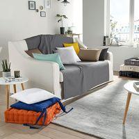 Añade un asiento extra a tu salón con este cojín de suelo por solo 12,59 euros en las rebajas de La Redoute