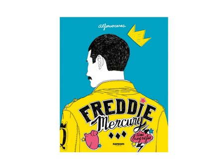 Amigo Invisible Libro Freddy Mercury