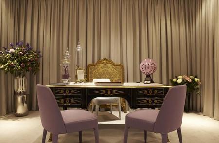 Fabergé presenta su primera boutique en Londres
