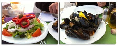 Restaurante Sa Farigola en Cadaqués