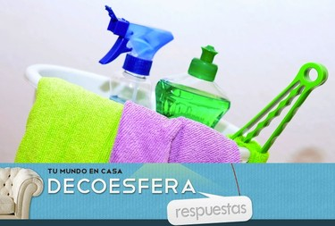 ¿Cuál es vuestro mejor truco de limpieza en el hogar? La pregunta de la semana