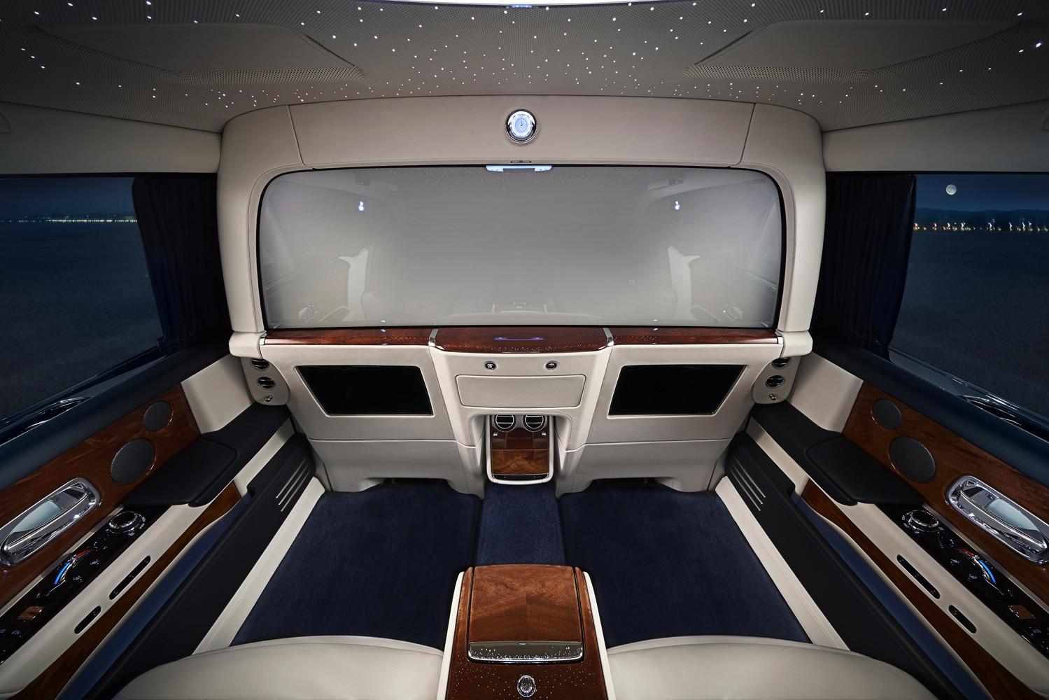 Foto de Rolls-Royce Phantom Privacy Suite (3/42)