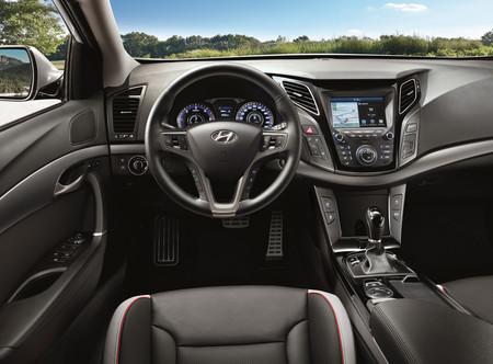 Hyundai i40 2019 restyling
