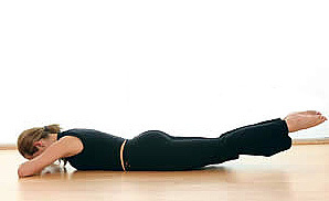 Ejercicios de Pilates en casa (II)