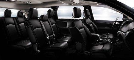 interior del Fiat Freemont