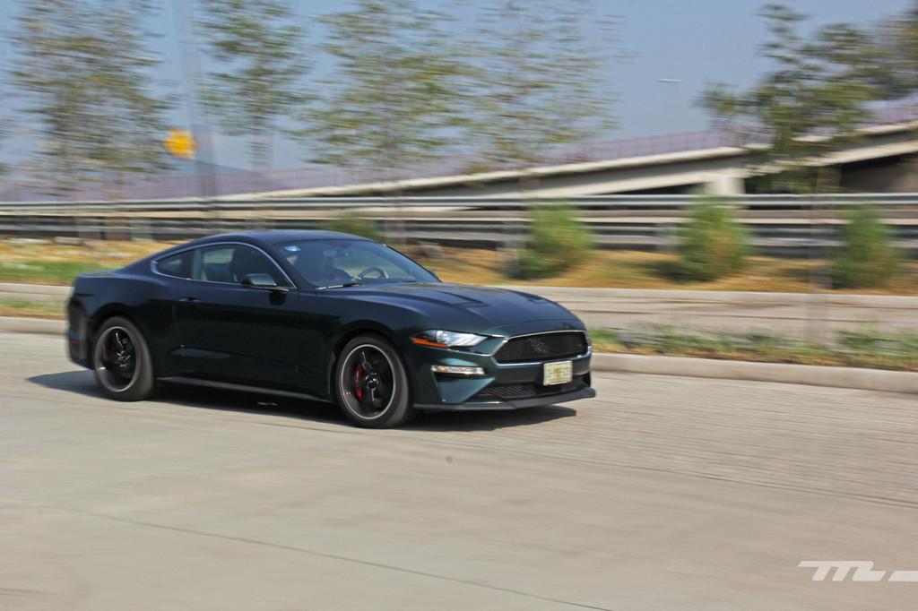 A prueba: Ford Mustang Bullitt, un paso atrás de un Shelby, y 100 ...