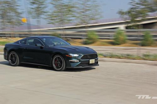 Ford Mustang Bullitt, a prueba: un paso atrás de un Shelby y 100 por delante de un GT