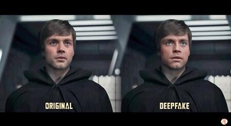 Lucasfilm contrata a Shamook, el YouTuber que dejó en evidencia el rejuvenecimiento digital de 'Star Wars' a golpe de DeepFake