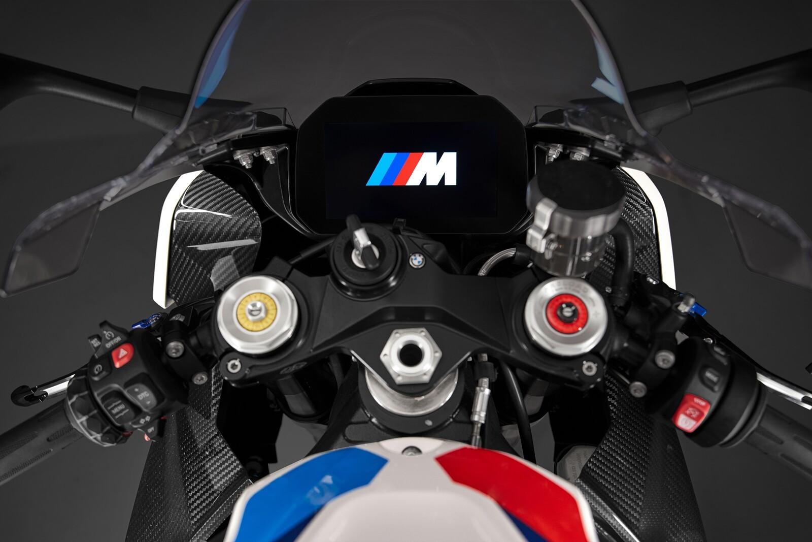 Foto de BMW M 1000 RR 2021 (13/21)
