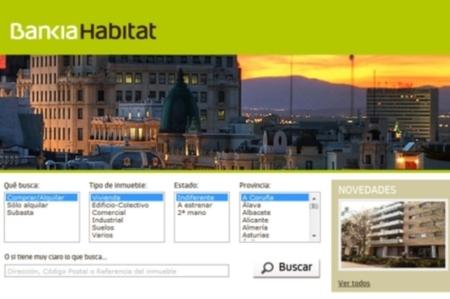 Bankia: más de 1.100 inmuebles a la venta desde 40.000 euros