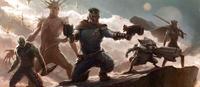 Novedades sobre los superhéroes cinematográficos de Marvel