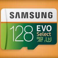 MicroSD Samsung de nuevo en oferta en Amazon México, 128 GB ideales para grabar video en 4K por 452 pesos