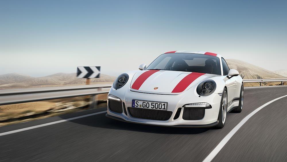 Foto de Porsche 911 R (5/6)