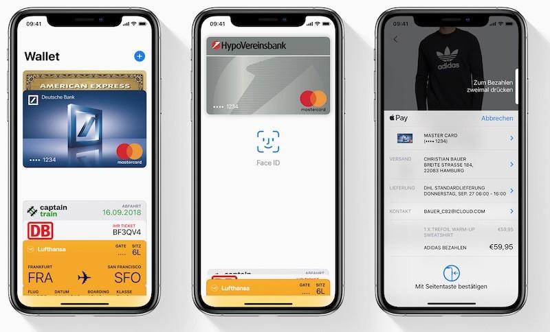 Apple Pay ya está disponible oficialmente en Alemania
