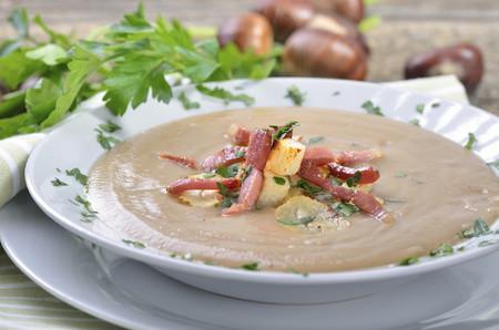Sopa Castañas 1