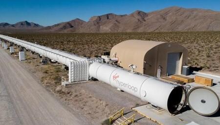 Virgin Hyperloop Tubo