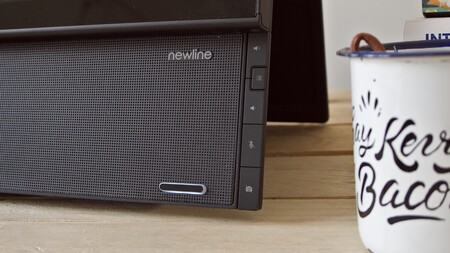 Newline Flex Review Xataka Controles Fisicos