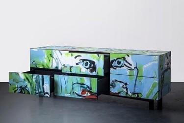 ¿Te gustan los graffitis? Pues no te pierdas la colección de muebles del proyecto 'Street Capture'