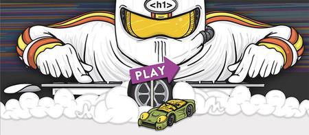 ¿Os apuntáis a una carrera de código entre amiguetes con Code Racer?