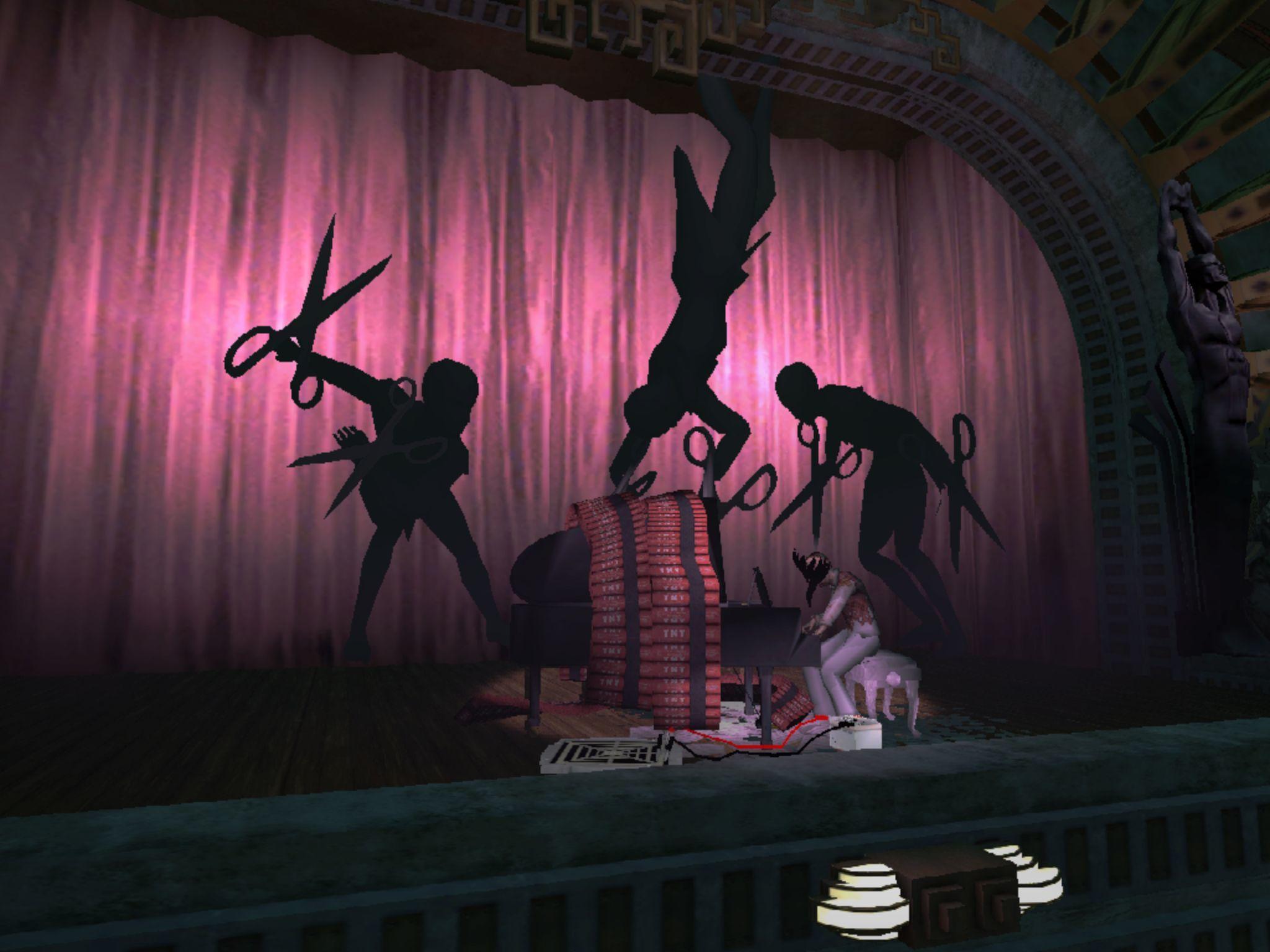 Foto de Imágenes de BioShock en iPad (2/4)