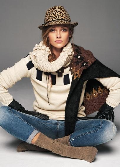 Jerséis de lana para combatir el frío: en Mango los hay de todos los modelos