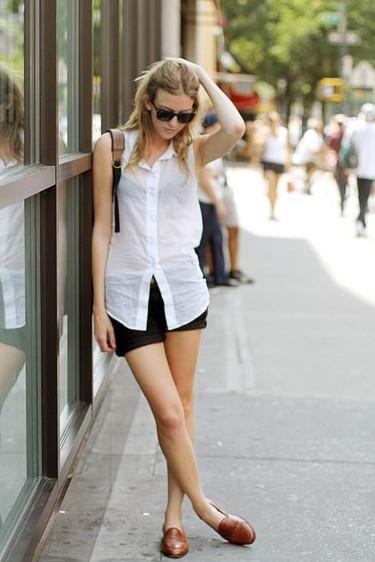 Moda en la calle: las transparencias más sexys de las streetstylers
