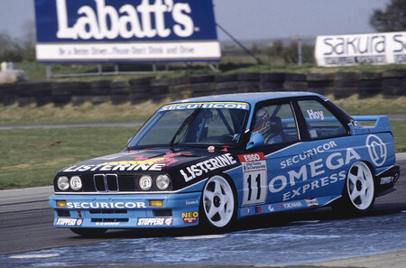 Bmw M3 Btcc Vic Lee