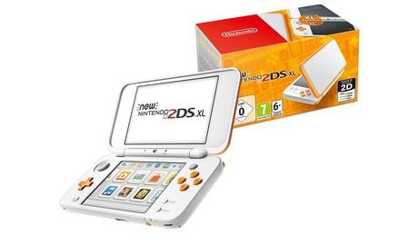 A precio de chollo: la Nintendo 2DS XL, en la tienda Worten de eBay, ahora por sólo 94,99 euros