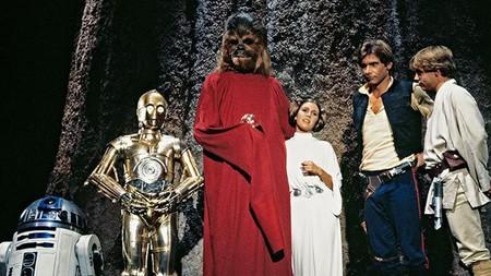 La historia detrás de 'Star Wars: Holiday Special', la demencial película que avergüenza a George Lucas