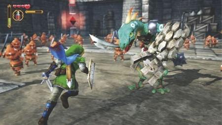 Hyrule Warriors repartirá sablazos a partir del 14 de agosto... en Japón