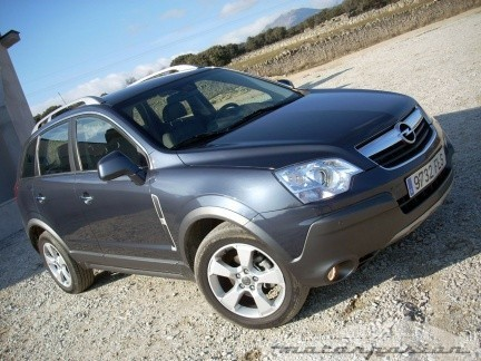 Tricomparativa: Citroën C-Crosser, Opel Antara y SEAT Altea Freetrack (parte 2)