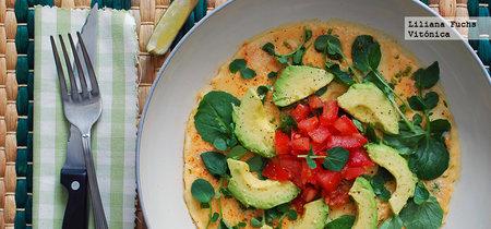 Cinco ideas para incluir verduras en el desayuno