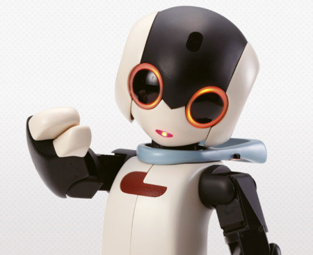 Robi es lo más cercano a un nuevo robot de compañía que podemos tener (por ahora)