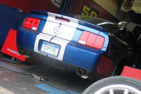El Shelby Mustang GT500KR en el banco de potencia y algunas sorpresas