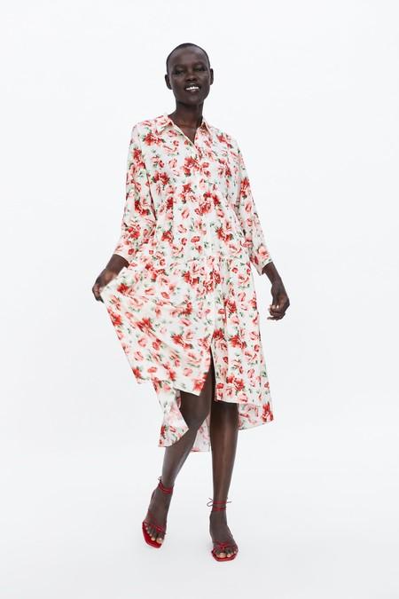 Zara Estampado Floral 09