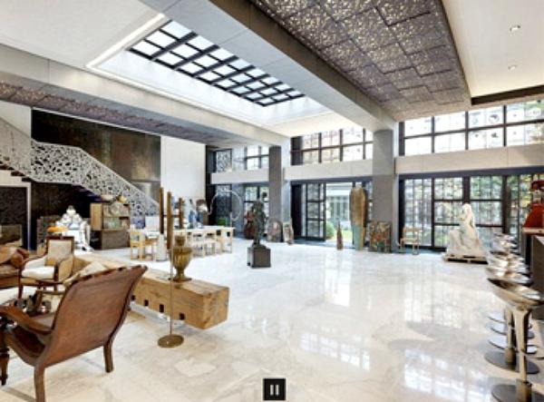 Salón de Gerard Depardieu
